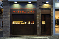 Jewellery shop design, Stavropoulou architects, greek architects
