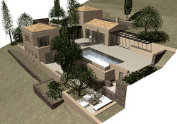 Bioclimatic residence, Stavropoulou