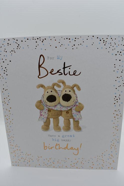 Boofle Happy Birthday Bestie
