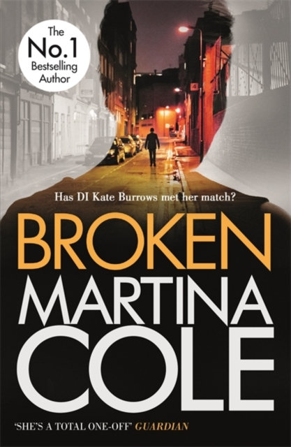 Broken : A dark and dangerous serial killer thriller
