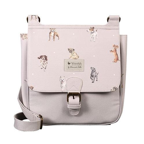 A Dog's Life' satchel bag