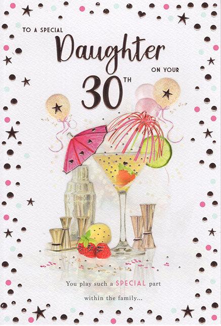 Daughter 30th Birthday
