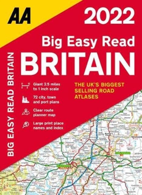 Big Easy Read Britain 2022