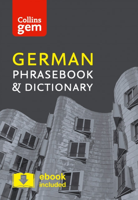 Collins Gem German Phrasebook and Dictionary