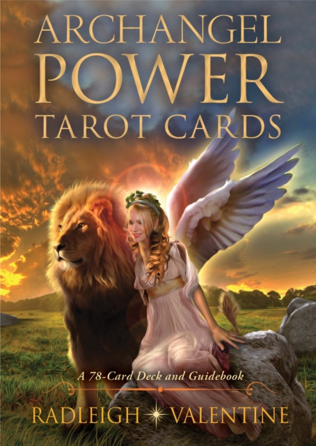 Archangel Power Tarot Cards : A 78-Card Deck and Guidebook