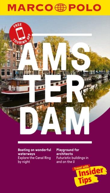 Amsterdam Marco Polo Pocket Travel Guide