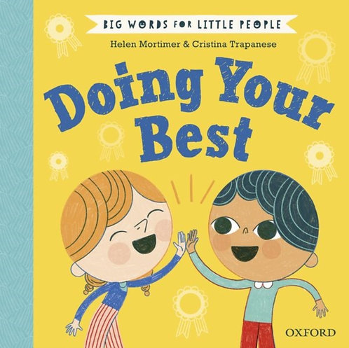 Big Words for Little People Doing Your Best