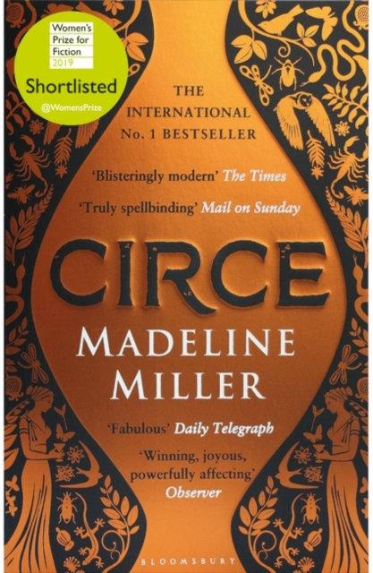 Circe : The International No. 1 Bestseller