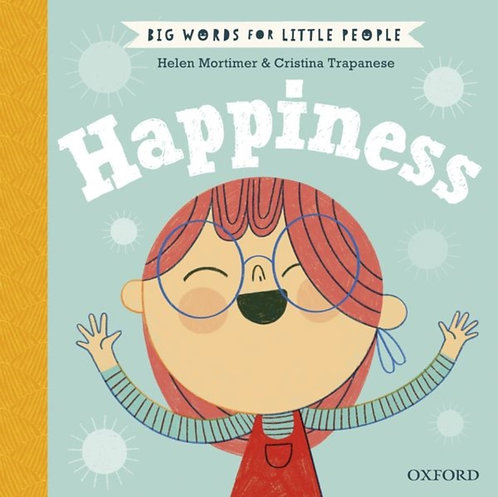 Big Words for Little People Happiness