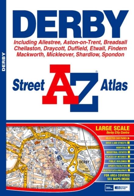 A-Z Derby Street Atlas
