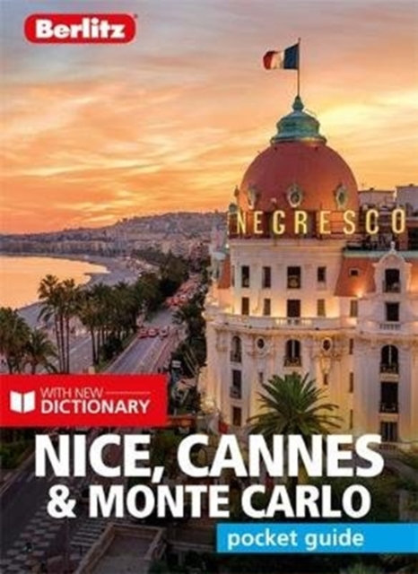 Berlitz Pocket Guide Nice, Cannes & Monte Carlo (Travel Guide with Dictionary)