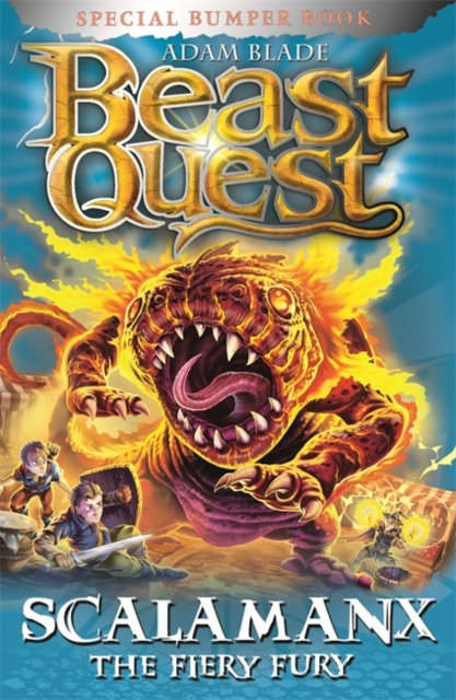 Beast Quest: Scalamanx the Fiery Fury : Special 23