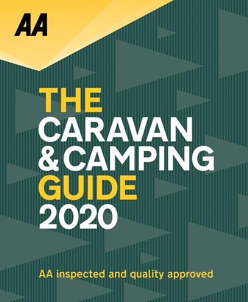 AA Caravan & Camping Guide 2020