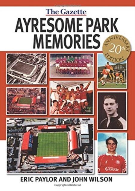 Ayresome Park Memories