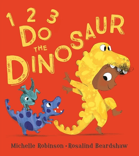 1, 2, 3, Do the Dinosaur