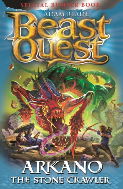 Beast Quest: Arkano the Stone Crawler : Special 25