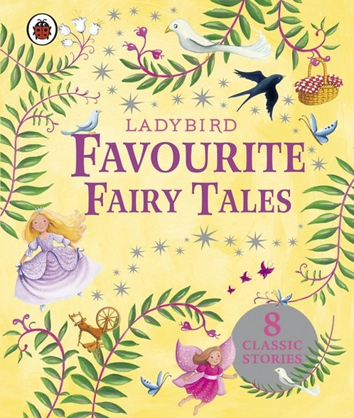 Favourite Fairy Tales For Girls