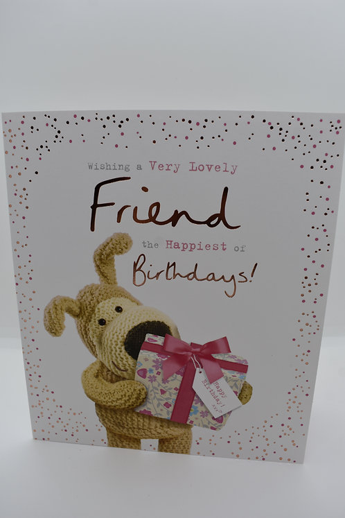 Boofle Very Lovely Friend