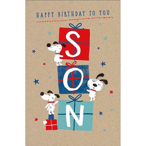 Happy Birthday to you Son