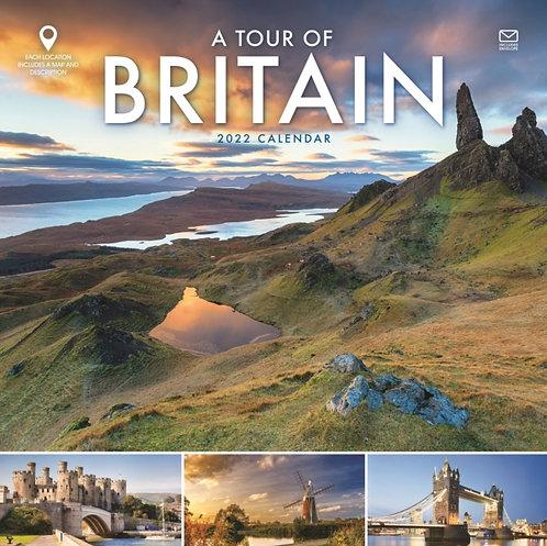 a tour of britain