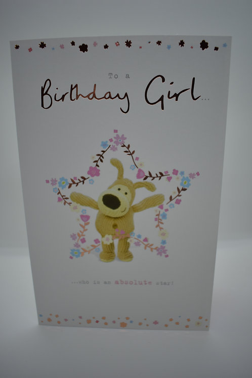 Boofle Birthday Girl