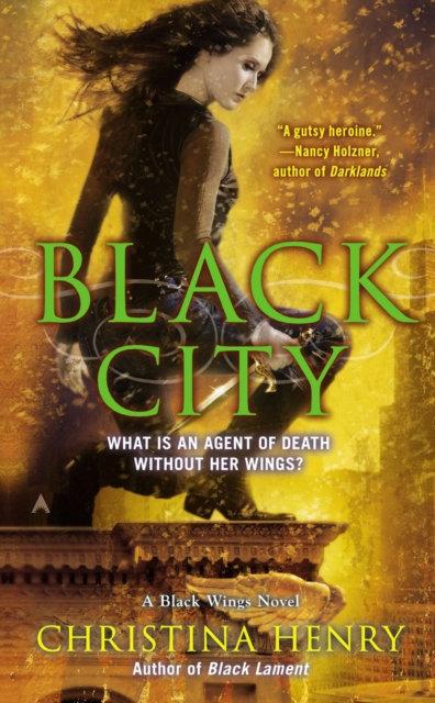 Black City : A Black Wings Novel
