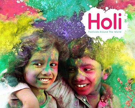 Festivals Around the World: Holi