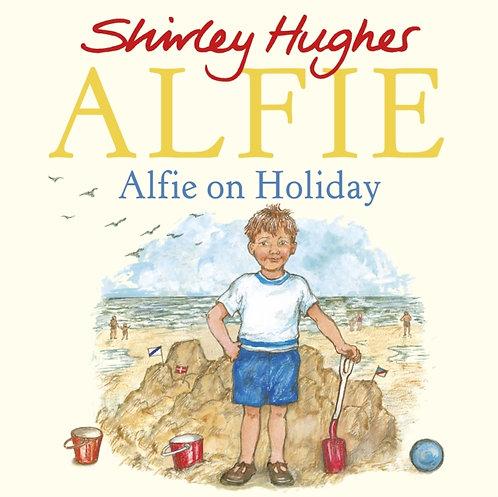 Alfie on Holiday