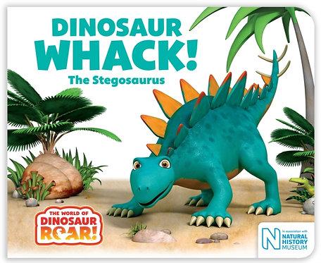 Dinosaur Whack! The Stegosaurus