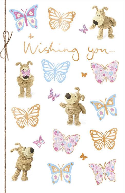 Boofle Wishing you......