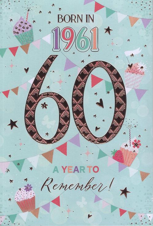 Born In 1961 Age 60