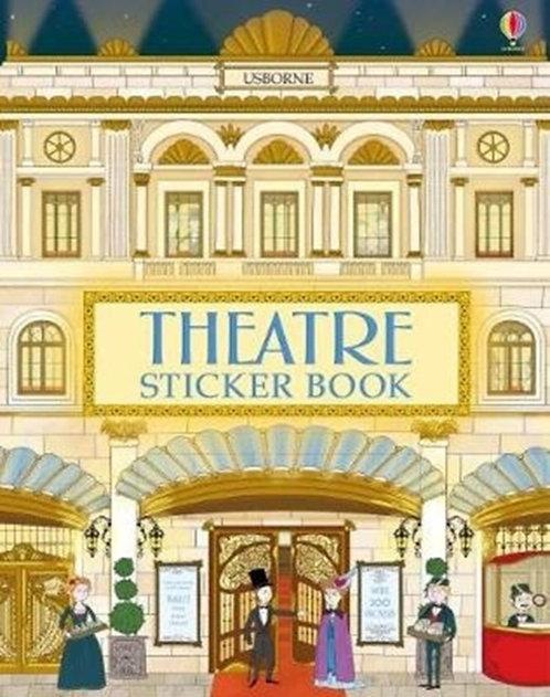 Doll's House Sticker Book Theatre