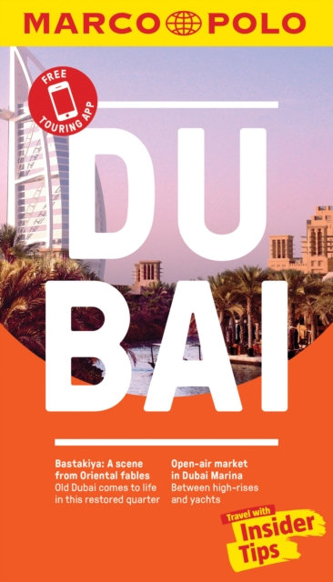 Dubai Marco Polo Pocket Travel Guide 2019 - with pull out map