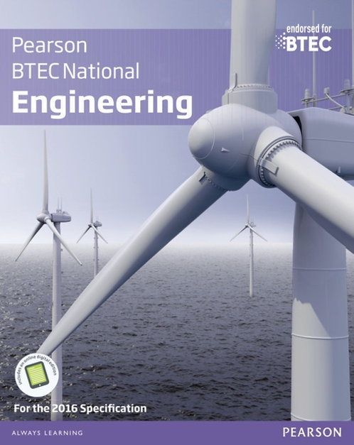 BTEC National Engineering Student Book : For the 2016 specifications