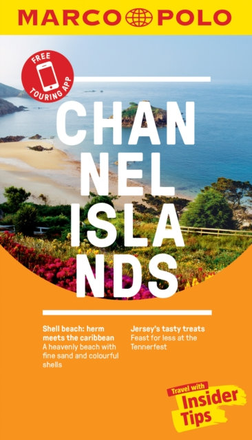 Channel Islands Marco Polo Pocket Guide - with pull out map