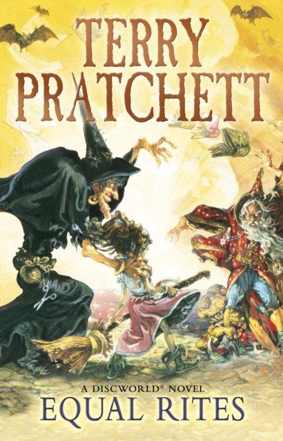 Equal Rites : Discworld Novel 3