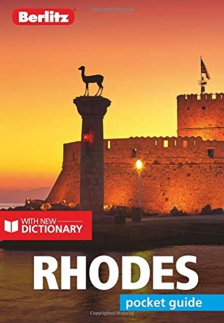 Berlitz Pocket Guide Rhodes (Travel Guide with Dictionary)