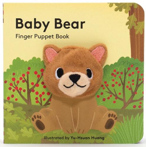 Baby Bear : Finger Puppet Book