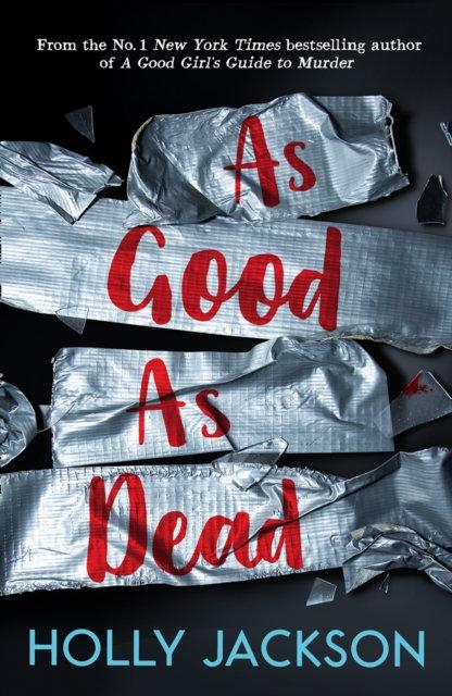 As Good As Dead : Book 3