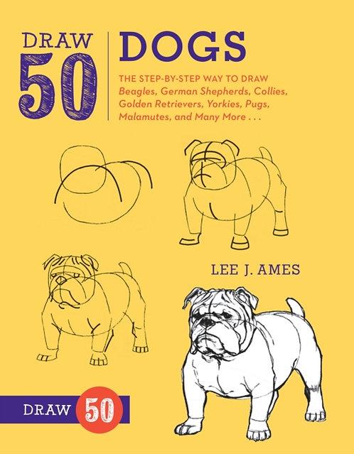 Draw 50 Dogs.