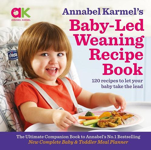 Annabel Karmel's Baby-Led Weaning Recipe Book