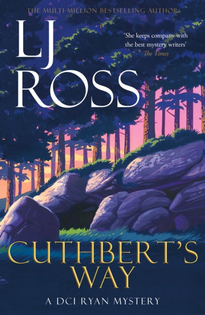 Cuthbert's Way : A DCI Ryan Mystery