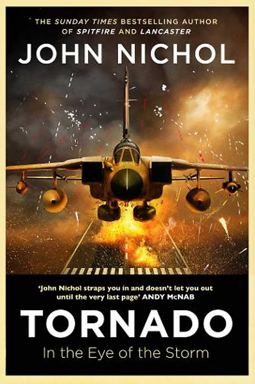 SIGNED Tornado : In the Eye of the Storm