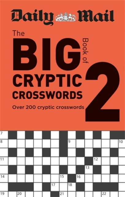 Daily Mail Big Book of Cryptic Crosswords Volume 2