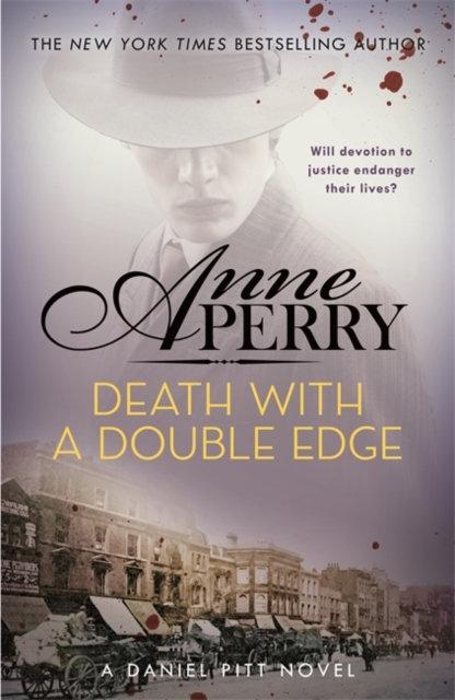 Death with a Double Edge (Daniel Pitt Mystery 4)