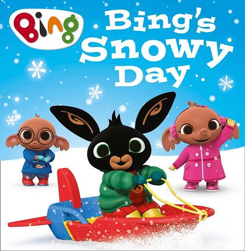 Bing's Snowy Day