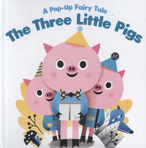 Fairytale Pop Up: Three Little Pigs