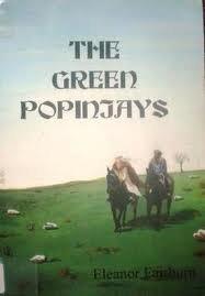 Green Popinjays by Eleanor Fairburn **NEW**