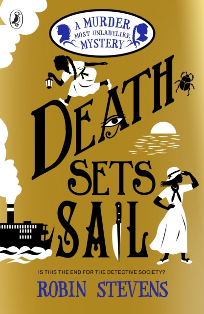 Death Sets Sail : A Murder Most Unladylike Mystery