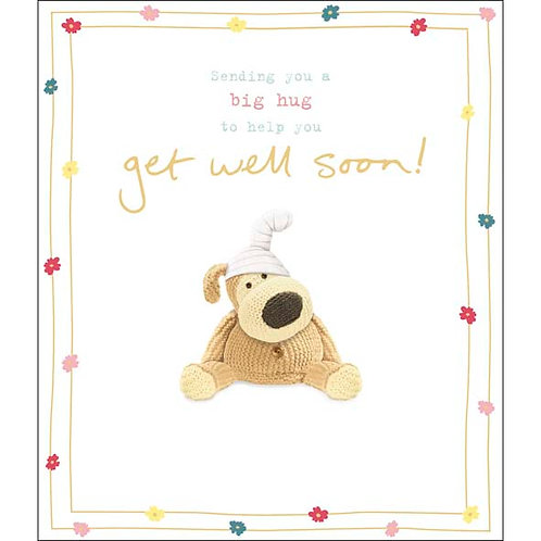 Boofle Get well Soon